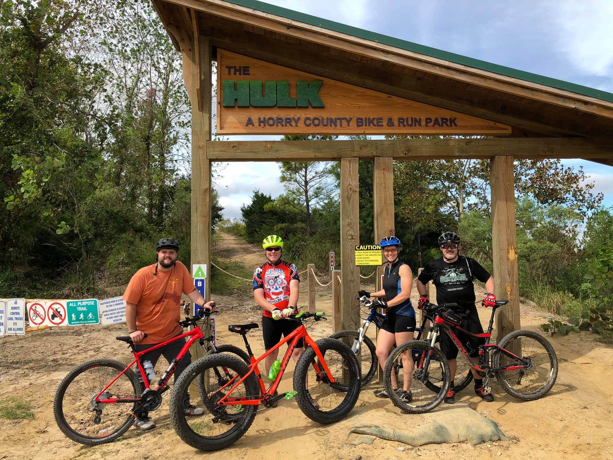 Horry County Bike & Run park