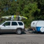 Teardrop Campers for small SUV