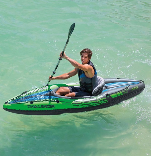 One Person Inftlatable Kayak